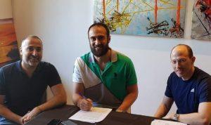 رسمياً: باسل بوجي بديل علي حيدر في الرياضي