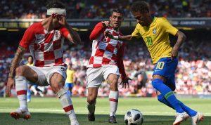 البرازيل ونيمار يوجّهان رسالة قوية الى المنافسين
