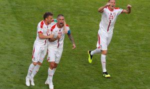 """بالفيديو: صربيا تفوز على كوستاريكا """"بأجمل اهداف البطولة"""""""