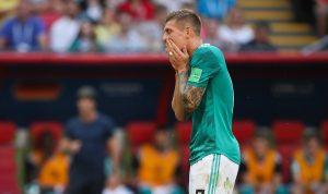 ألمانيا تخرج مطأطأة الرأس من كأس العالم!