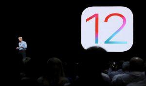كلّ ما يجب ان تعرفه عن IOS 12 من آبل