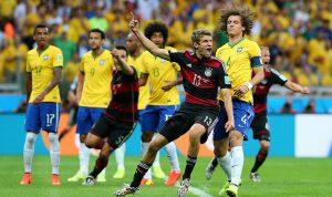 """ألمانيا تُطلق """"التحدي الاكبر""""..والبرازيل لمحو عار 2014!"""