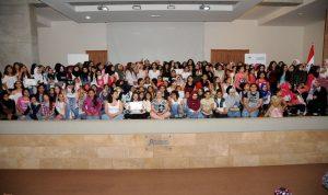 """""""مؤسسة رينه معوّض"""" تختم مشروع تعزيز فرص الحصول على التعليم للاجئات السوريات وللفتيات اللبنانيات في شمال لبنان"""