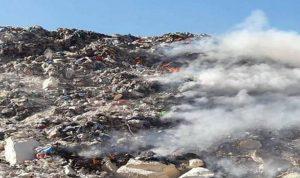 إقفال مكب النفايات بين شوكين وميفدون… والسبب؟