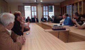 خضر: لخطة إنمائية بموازاة الخطة الأمنية في بعلبك الهرمل
