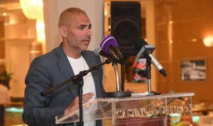 كازينو لبنان يقيم إفطارا للاعلاميين
