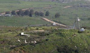 دبابة اسرائيلية أطلقت 14 قذيفة في مزارع شبعا