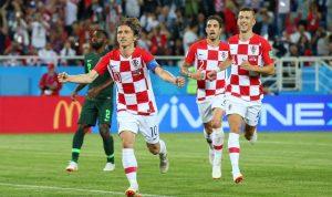 كأس العالم 2018: ثنائية نظيفة لكرواتيا على حساب نيجيريا