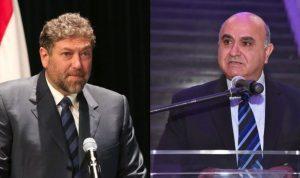 الدكاش وافرام: للعمل سويًا من أجل مصلحة جبيل وكسروان