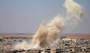 المعارضة تخسر مناطق هامة في درعا