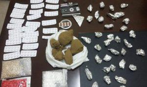 توقيف مروج مخدرات في طرابلس
