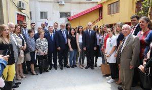 الاتحاد الأوروبي يدعم نظام الرعاية الصحية في لبنان