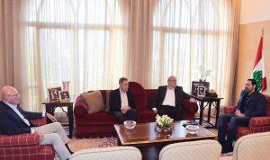 رؤساء الحكومات السابقين: لدعم الحريري في تأليف الحكومة