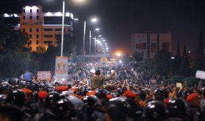 """احتجاجات الأردن تجتاح مواقع التواصل.. و""""ع قبال بيروت""""؟"""