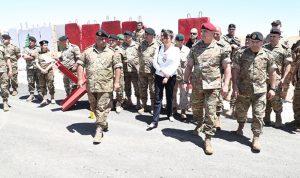 قائد الجيش: البقاع قلعة التمسك بالعيش المشترك