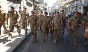 الجيش على موقفه بعد 20 يوماً: ممنوع إراقة الدم