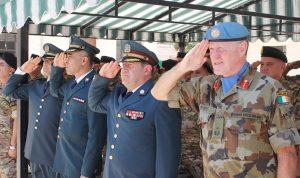 هبة من اليونيفل للجيش