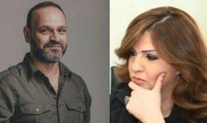 سجال عنيف بطلاه مريم البسام وزياد عيتاني
