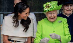 رسالة مفاجئة من شقيق ميغان ماركل الى الملكة!