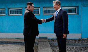الكوريتان تدرسان تشكيل فرق موحدة لدورة الألعاب الآسيوية