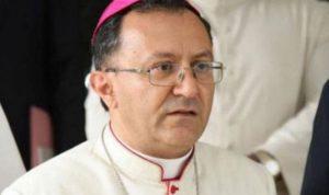 السفير البابوي الجديد وصل إلى بيروت