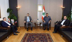 سبل دعم الاستثمار في الأمن بين اللواء عثمان وشقير