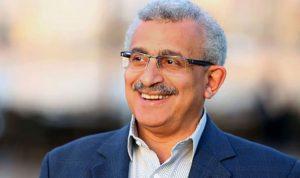 أسامة سعد يتابع اتصالاته لإيجاد حل لانقطاع المياه عن صيدا