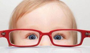 هل ضعف النظر عند الأطفال وراثي؟