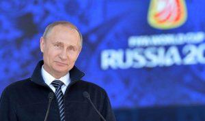 """بوتين يعلق على """"هزيمة"""" روسيا"""