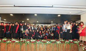 تخريج طلاب كلية الصليب الأحمر اللبناني الجامعية للتمريض – بعبدا