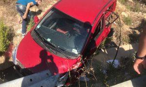 قتيل بحادث سير على أوتستراد صيدا-صور