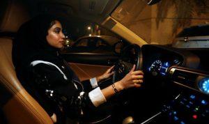 بالفيديو: المرأة السعودية تقود للمرّة الأولى!