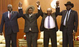 اتفاق دائم لوقف إطلاق النار في السودان