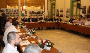 اجتماع لنواب طرابلس لبحث وضع مطمر النفايات