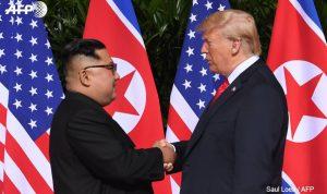 """محادثات """"نووية"""" بين واشنطن وسيئول قبل قمة ترامب وكيم"""