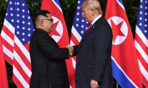 قمة ثانية بين ترامب وزعيم كوريا الشمالية في شباط