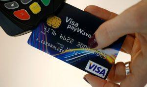 """خلل يضرب بطاقات """"VISA"""""""