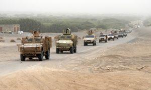 التحالف ينتزع مطار الحديدة من الحوثيين