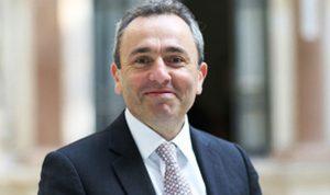 تعيين كريس رامبلنغ سفيرا جديدا لبريطانيا في لبنان