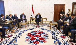 هادي: الحوثيون لا يرغبون بالسلام