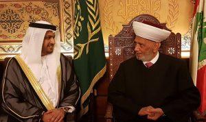 الشامسي: الإمارات ستبقى دائما إلى جانب لبنان