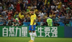 """بلجيكا تدمّر أحلام البرازيل بـ """"السادسة""""..وتكتب التاريخ!"""