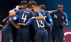 فرنسا تقترب من لقبها الثاني وتنهي أحلام بلجيكا