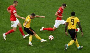 بلجيكا تحلّق ببرونزية تاريخية في كأس العالم على حساب الإنكليز