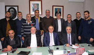 رؤساء نوادي هوبس، بيروت والمتحد: لاستقالة اتحاد كرة السلة