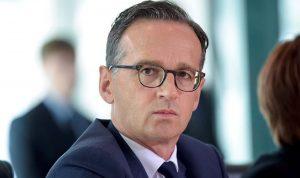 وزير خارجية ألمانيا: لسنا رهينة لدى روسيا أو أميركا