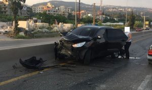 بالصور: حادث سير مروع… حصيلته قتيل و7 جرحى!