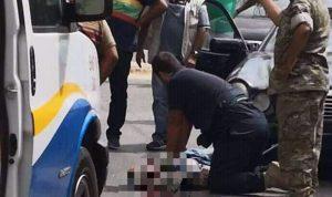 جريحان بحادث تصادم على طريق عام غادير