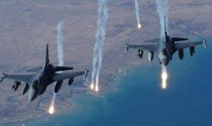 التحالف يدمر طائرة مسيرة أطلقها الحوثيون
