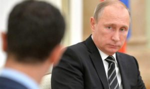 هل يسمح بوتين بسقوط الأسد؟